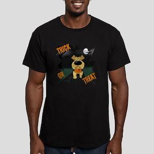 AiredaleHalloweenShirt Men's Fitted T-Shirt (dark)