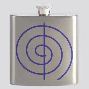 Cho Ku Rei (blue) Flask