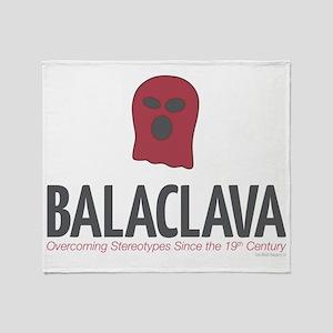 Balaclava Throw Blanket