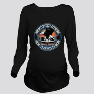 Union American Tradi Long Sleeve Maternity T-Shirt