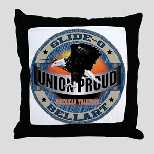 Union American Tradition Throw Pillow