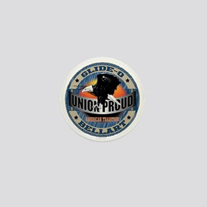 Union American Tradition Mini Button