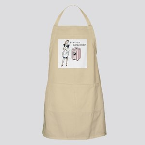 Spin Cycle BBQ Apron