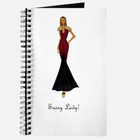 Sassy Lady! Journal