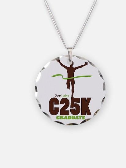 C25K Graduate Necklace