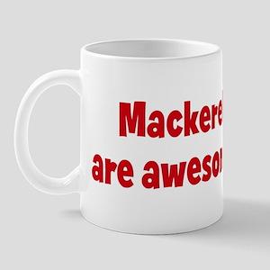 Mackerel are awesome Mug