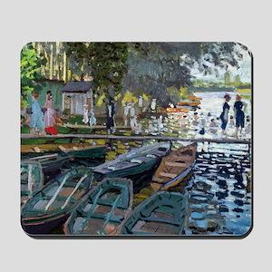 Claude Monet Mousepad