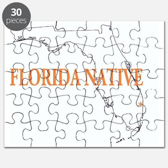 Florida Native Puzzle