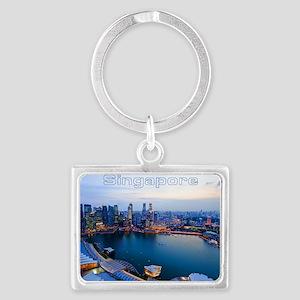 Singapore_4.25x5.5_NoteCards_Sk Landscape Keychain