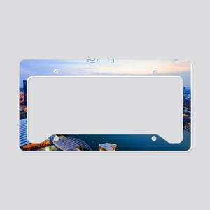 Singapore_4.25x5.5_NoteCards_ License Plate Holder