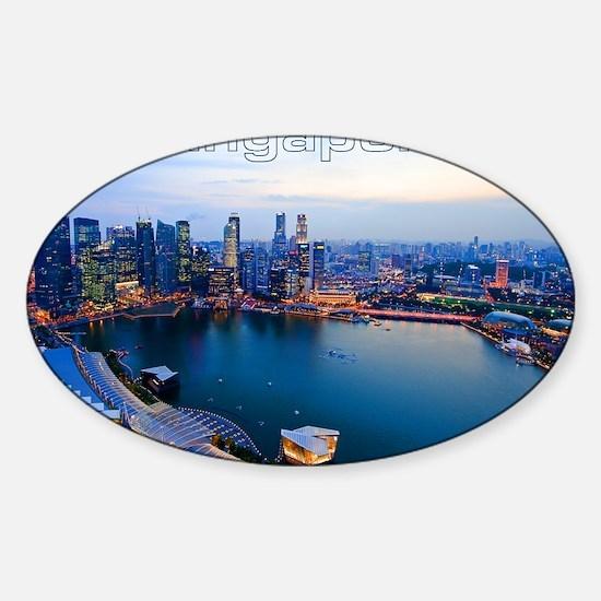 Singapore_4.25x5.5_NoteCards_Skylin Sticker (Oval)