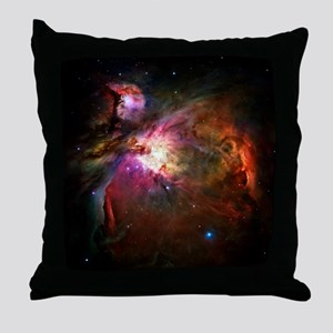 Orion Nebula Throw Pillow