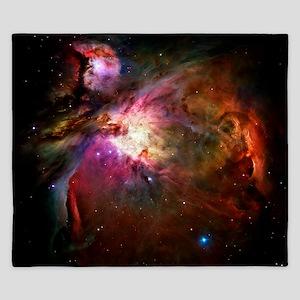 Orion Nebula King Duvet
