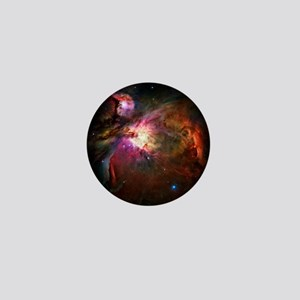 Orion Nebula Mini Button