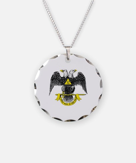 Freemasonry Scottish Rite Necklace