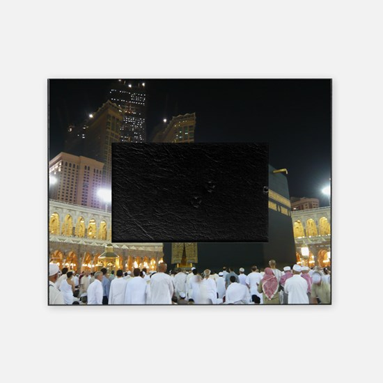 Kaaba Sharif Picture Frame
