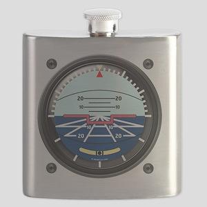 AHPowerBankWhite Flask