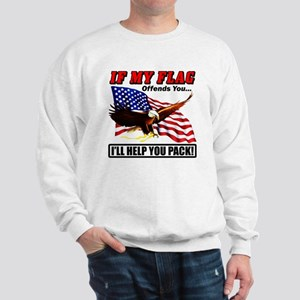 offends8 Sweatshirt