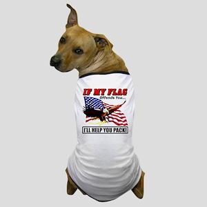 offends8 Dog T-Shirt