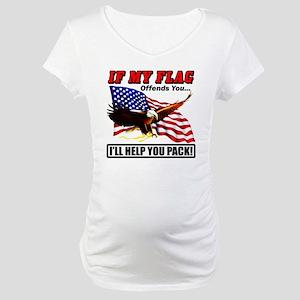 offends8 Maternity T-Shirt