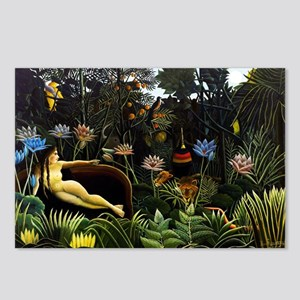 Henri Rousseau The Dream. Postcards (Package of 8)