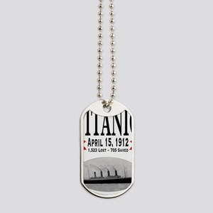 TG2ChargerCaseWhite Dog Tags