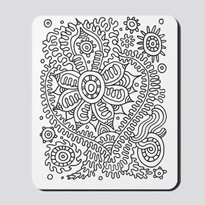 Doodle #22 Mousepad
