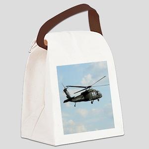 Tote7x7_Blackhawk_4 Canvas Lunch Bag