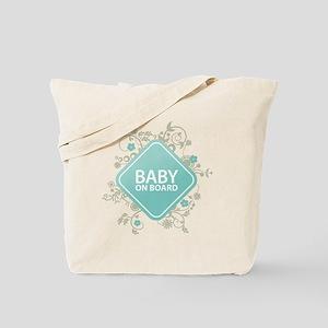 Baby on Board - Boy Tote Bag