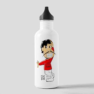 JOE KING/COOL  - SHADE Stainless Water Bottle 1.0L