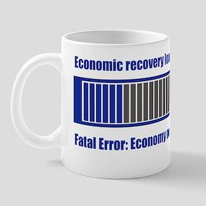 Economic Recovery Mug