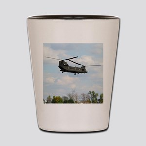 Tote7x7_Chinook_2 Shot Glass