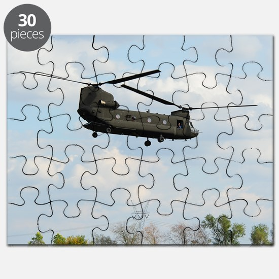 Tote7x7_Chinook_2 Puzzle