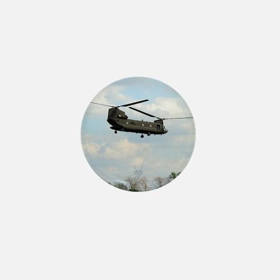 Tote7x7_Chinook_2 Mini Button