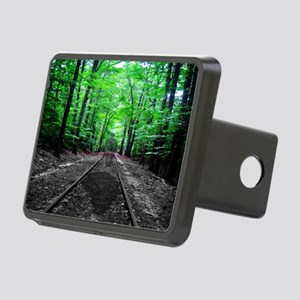Ghostly Walk Rectangular Hitch Cover