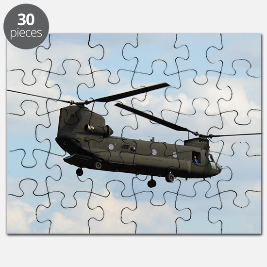 Tote7x7_Chinook_4 Puzzle