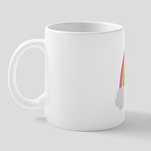 rainbow big sis Mug