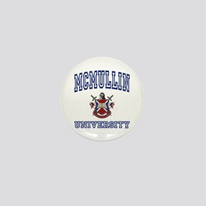 MCMULLIN University Mini Button