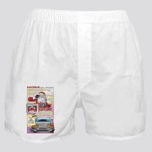 SANTA CLAUSE LANE Boxer Shorts