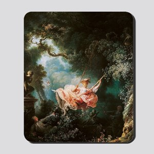 Jean-Honoré Fragonard The Swing Mousepad