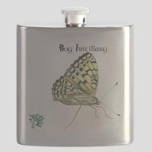 Bog Fritillary Flask