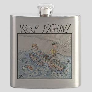 Keep Fishin! Flask