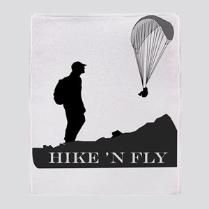 Hike 'N Fly Throw Blanket