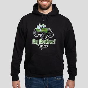 Big Brother Tractor Shirt - Tyler Hoodie (dark)