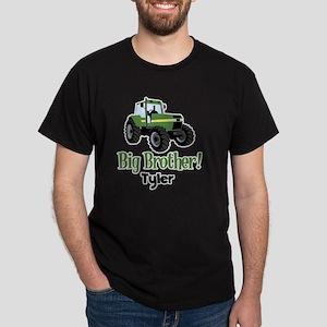 Big Brother Tractor Shirt - Tyler Dark T-Shirt