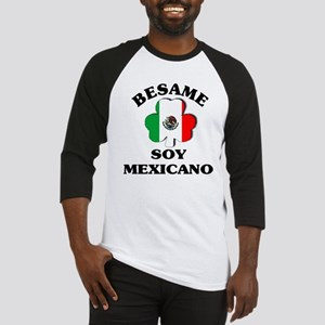 Besame Soy Mexican Baseball Jersey
