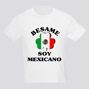 Besame Soy Mexican Kids T-Shirt