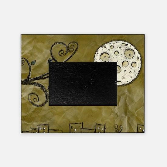 brownpaper bag boy Picture Frame