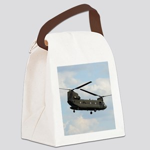 Tote10x10_Chinook_4 Canvas Lunch Bag
