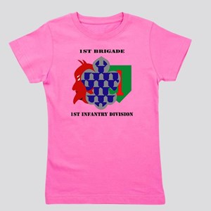 1st Brigade, 1st Infantry Division with Girl's Tee